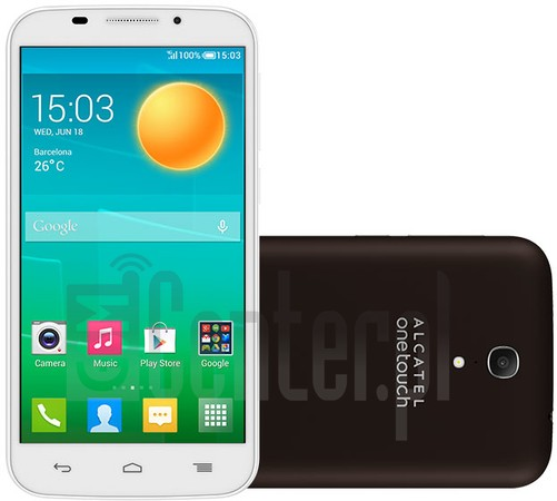 ALCATEL 7045A OneTouch Pop S7 image on imei.info