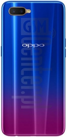 OPPO RX17 Neo image on imei.info