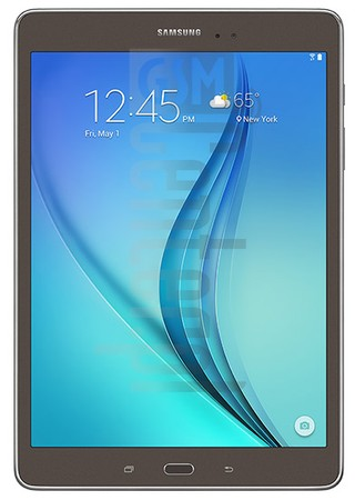 IMEI Check SAMSUNG P555C Galaxy Tab A 9.7 on imei.info