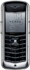 IMEI Check VERTU Constellation on imei.info