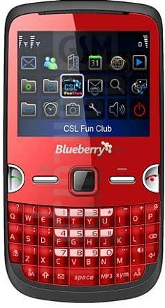 CSL BLUEBERRY 900 T image on imei.info