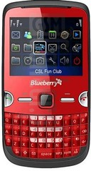 IMEI Check CSL BLUEBERRY 900 T on imei.info