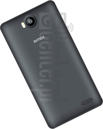 INTEX Aqua 4.5 3G image on imei.info
