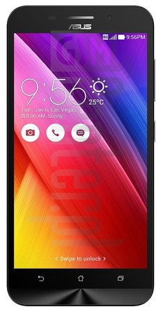 ASUS Zenfone Max ZC550KL image on imei.info