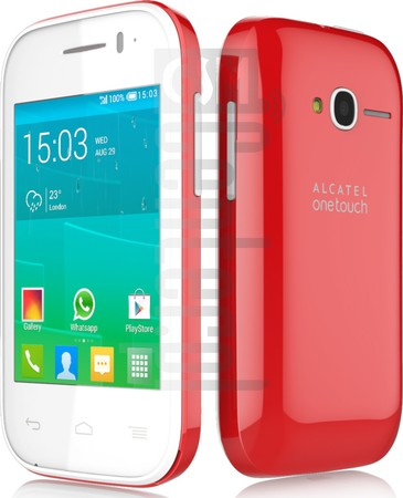 ALCATEL 4002X OneTouch Pop Fit image on imei.info