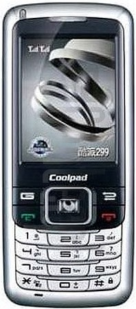 CoolPAD 299 image on imei.info