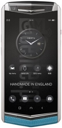 IMEI Check VERTU Aster P Baroque on imei.info