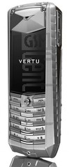 VERTU Ascent 2010 image on imei.info