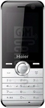 IMEI Check HAIER W300 on imei.info