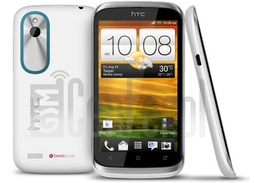 IMEI Check HTC Desire X on imei.info