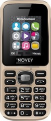 IMEI Check NOVEY 111 on imei.info