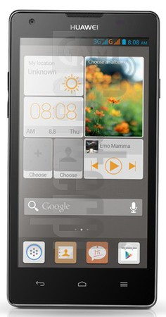 HUAWEI Ascend G700 image on imei.info