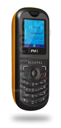 ALCATEL OT-203A image on imei.info
