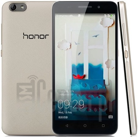 HUAWEI Honor 4X Che1-CL20 Specification - IMEI info