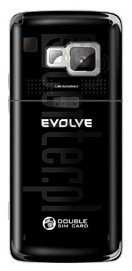 IMEI Check EVOLVE GX602 on imei.info