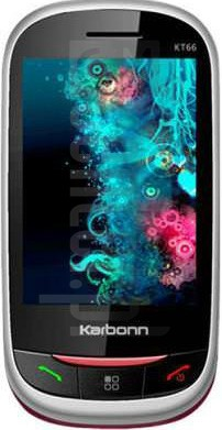 KARBONN KT66 THUMP image on imei.info