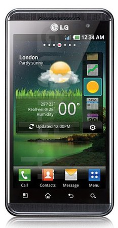 LG Thrill 4G image on imei.info