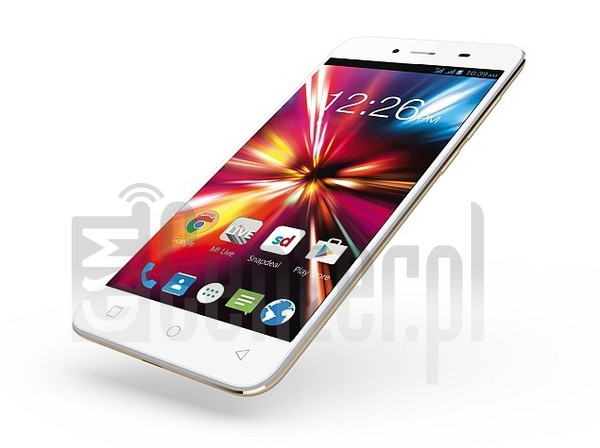 MICROMAX Canvas Spark Q380 image on imei.info