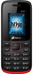 K-TOUCH M151 image on imei.info