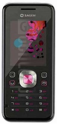 SAGEM MY 519X image on imei.info