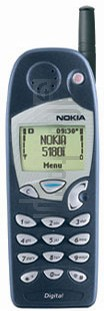 NOKIA 5180 image on imei.info