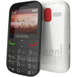 ALCATEL 2000 image on imei.info