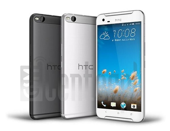 HTC One X9 image on imei.info