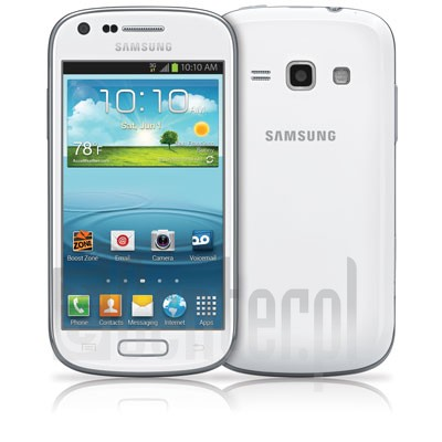 IMEI Check SAMSUNG M840 Galaxy Prevail 2 on imei.info