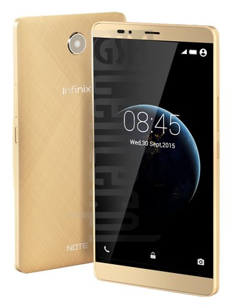 IMEI Check INFINIX Note 2 X600 on imei.info