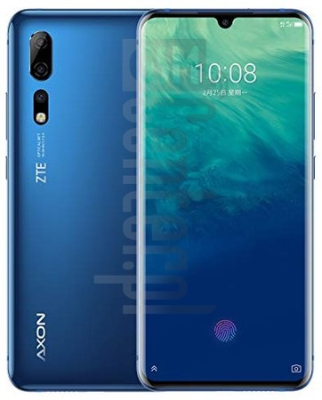 IMEI Check ZTE Axon 10s Pro 5G on imei.info
