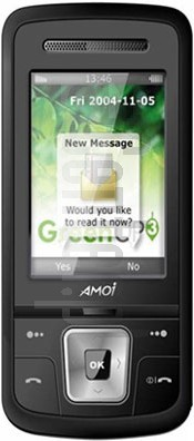 AMOI E606 image on imei.info