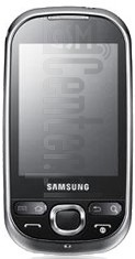 IMEI Check SAMSUNG I5508 Galaxy 5 on imei.info