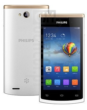PHILIPS S301 image on imei.info