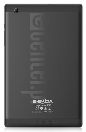 E-BODA IZZYCOMM Z80 TABLET WINDOWS 8.1 DRIVER DOWNLOAD