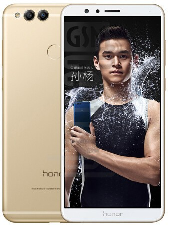 IMEI Check HUAWEI Honor 7X BND-AL10 on imei.info
