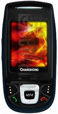 CHANGHONG M808 image on imei.info
