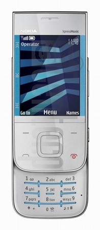 NOKIA 5330 XpressMusic image on imei.info