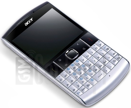 IMEI Check ACER E210 beTouch on imei.info