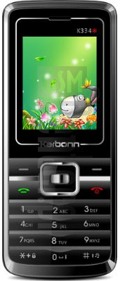 KARBONN K334 STAR image on imei.info