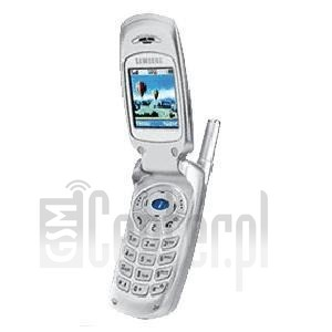 SAMSUNG S307 image on imei.info