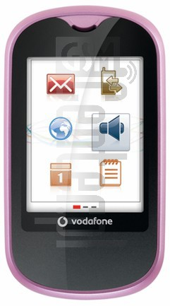 VODAFONE 541 image on imei.info