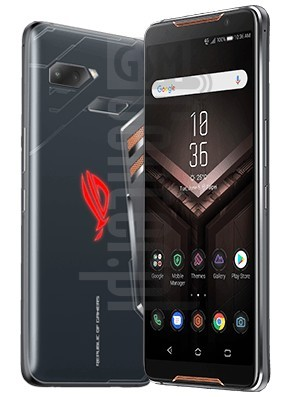ASUS ROG Phone image on imei.info