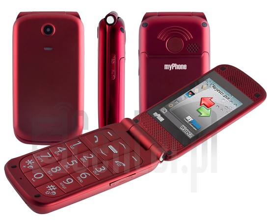 myPhone 2070 Rose image on imei.info