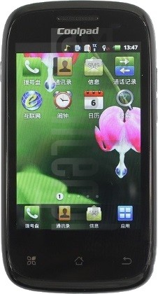 CoolPAD 5832 image on imei.info
