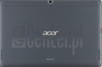 ACER Iconia Tab 10 A3-A20FHD-K1AY image on imei.info