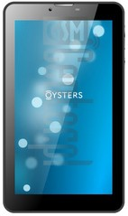 IMEI Check OYSTERS T72X 3G on imei.info