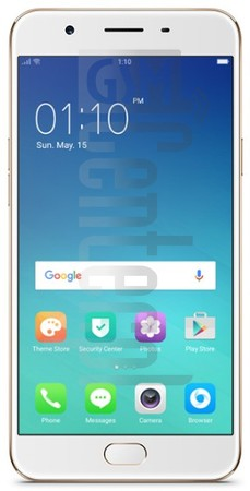 OPPO F1s A1601 image on imei.info