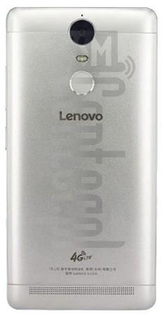 LENOVO K5 Note Specification - IMEI info