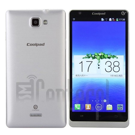 IMEI Check CoolPAD 8720Q on imei.info