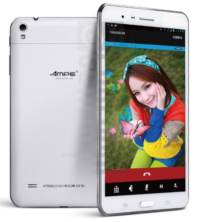 AMPE A78 OctaCore image on imei.info